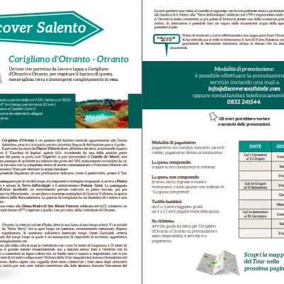 Tour Corigliano d'Otranto-Otranto