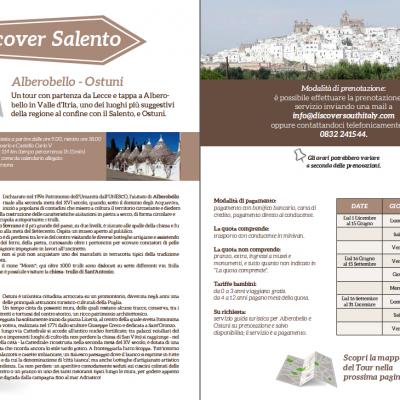 Tour Alberobello-Ostuni