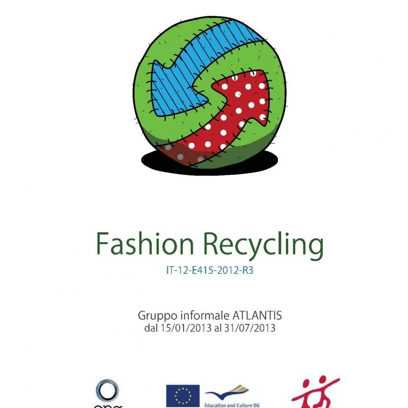 "Progetto ""Fashion Recycling"" - Programma Youth in Action"