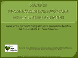 Promo-commercializzazione Serre Salentine